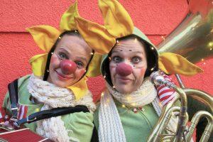 Clowninnen